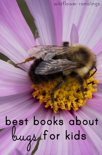 best books about bugs for kids