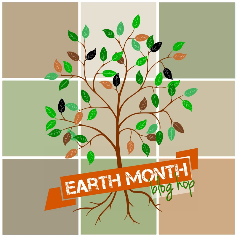 earth month blog hop squares