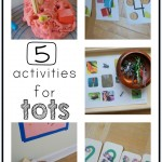 simple activities for tots