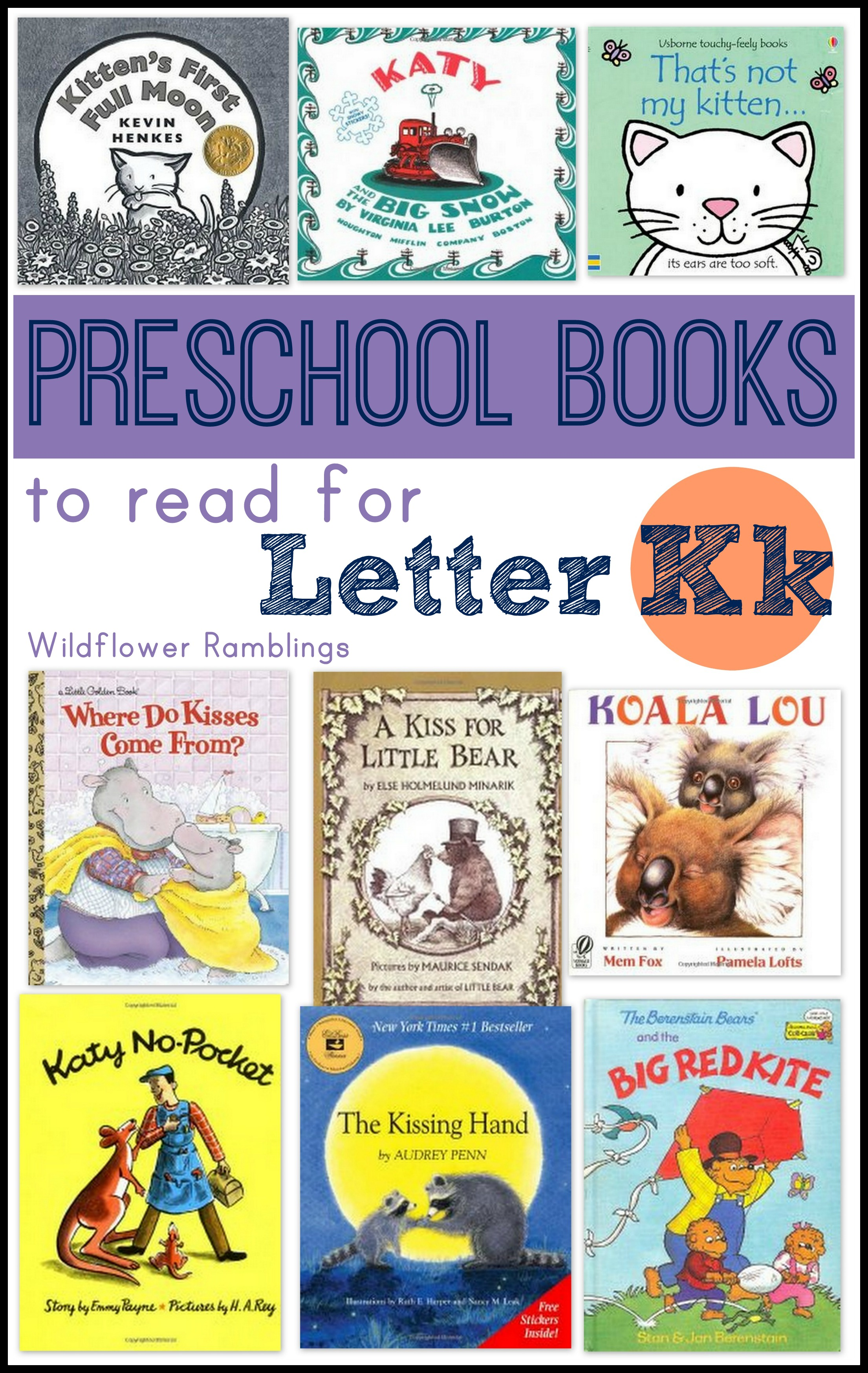 letter a books for toddlers preschool books for letter k wildflower ramblings 13059