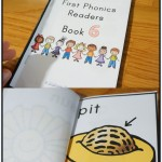 First Phonics Reader {Book 6}