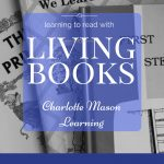learning to read with living books